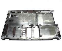 Bottom Toshiba Satellite L50Dt A009. Carcasa Inferioara Toshiba Satellite L50Dt A009 Neagra