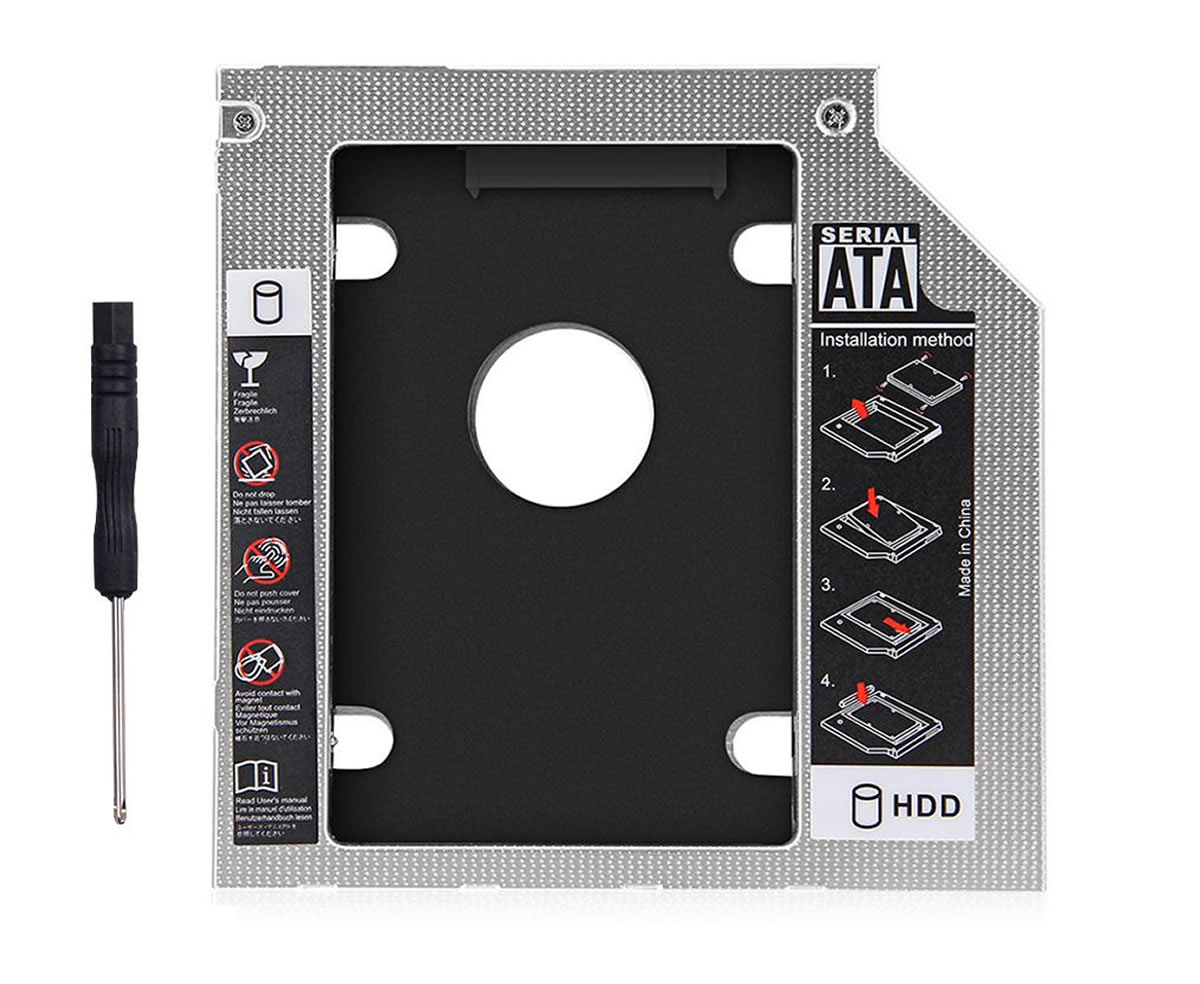 HDD Caddy laptop Toshiba Satellite C50D C imagine