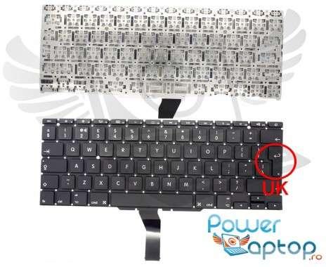 Tastatura Apple MacBook Air A1370. Keyboard Apple MacBook Air A1370. Tastaturi laptop Apple MacBook Air A1370. Tastatura notebook Apple MacBook Air A1370