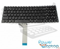 Tastatura Asus  D553M. Keyboard Asus  D553M. Tastaturi laptop Asus  D553M. Tastatura notebook Asus  D553M