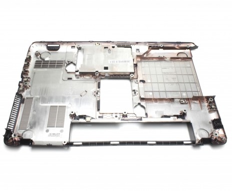 Bottom Toshiba Satellite C850 V000271670. Carcasa Inferioara Toshiba Satellite C850 Neagra