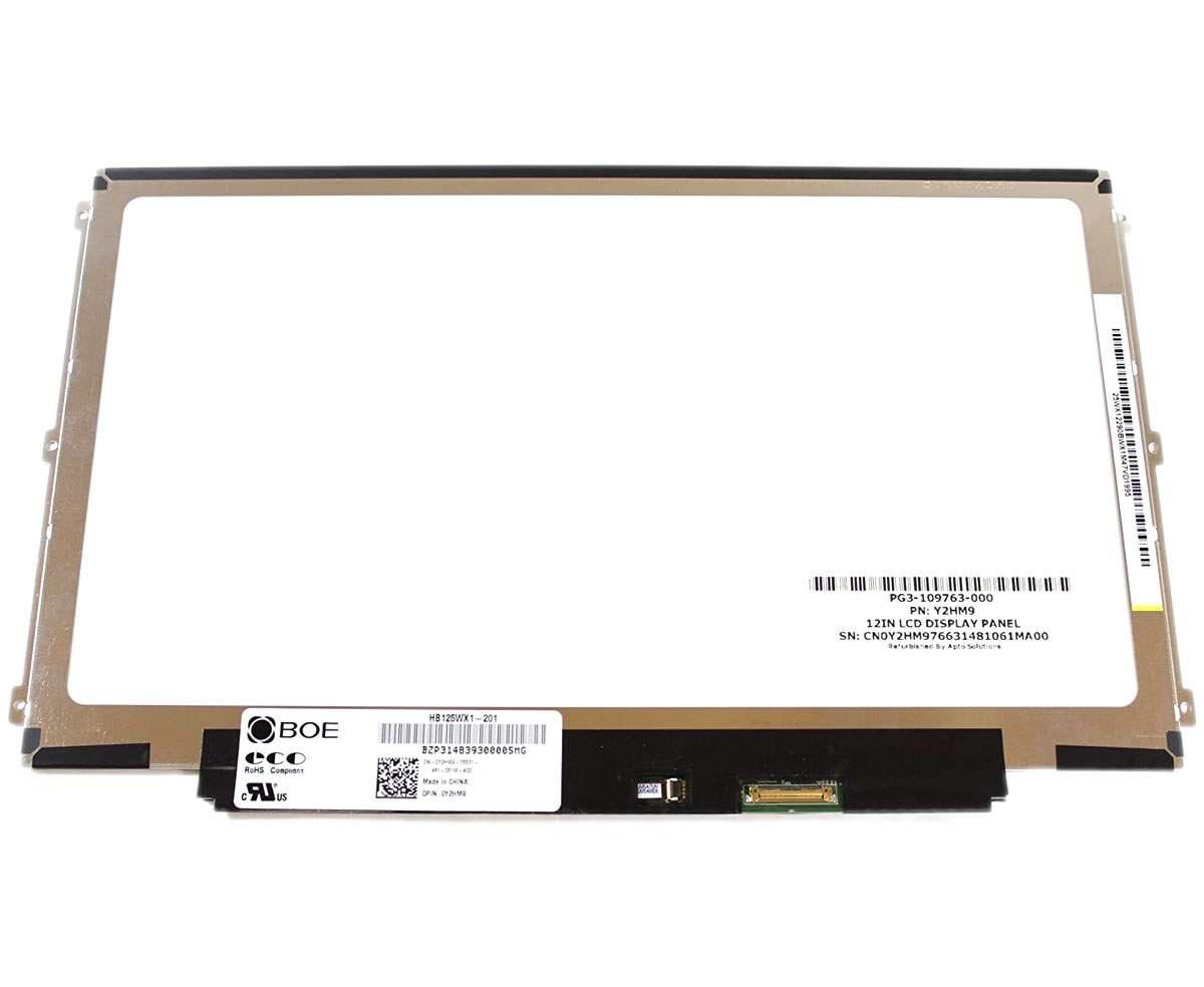 Display laptop Dell HB125WX1-201 Ecran 12.5 1366x768 30 pini led edp imagine powerlaptop.ro 2021
