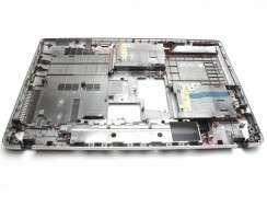 Bottom Toshiba  V000280310. Carcasa Inferioara Toshiba  V000280310 Argintie
