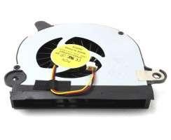 Cooler laptop Dell Inspiron 7520. Ventilator procesor Dell Inspiron 7520. Sistem racire laptop Dell Inspiron 7520
