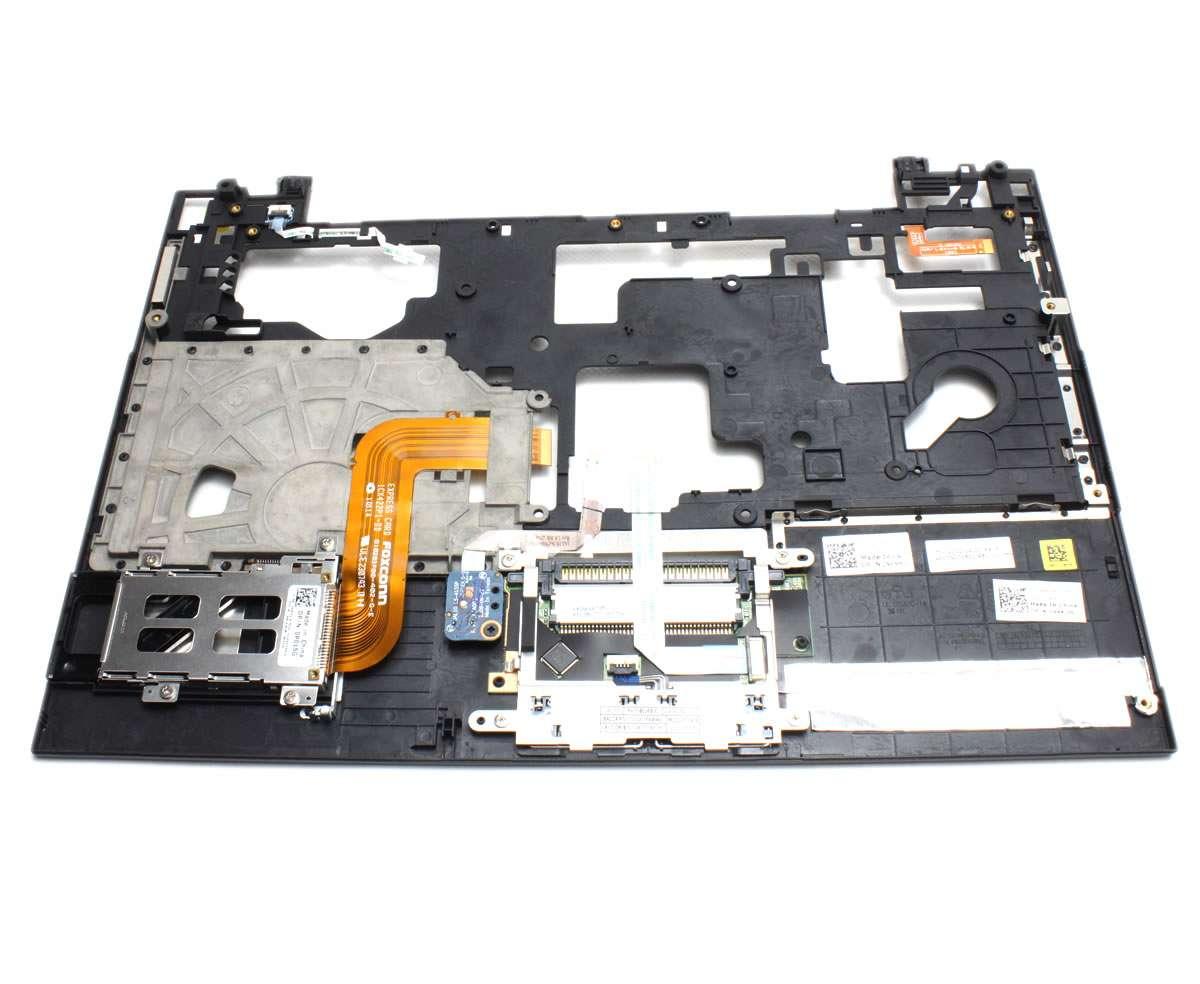 Palmrest Dell Latitude E4300 Negru cu touchpad imagine powerlaptop.ro 2021