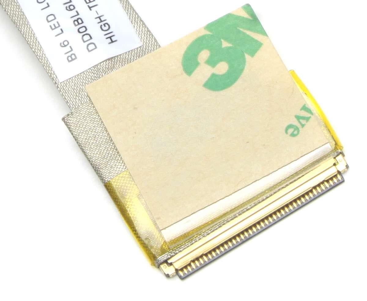 Cablu video LVDS Toshiba Satellite L655 imagine powerlaptop.ro 2021