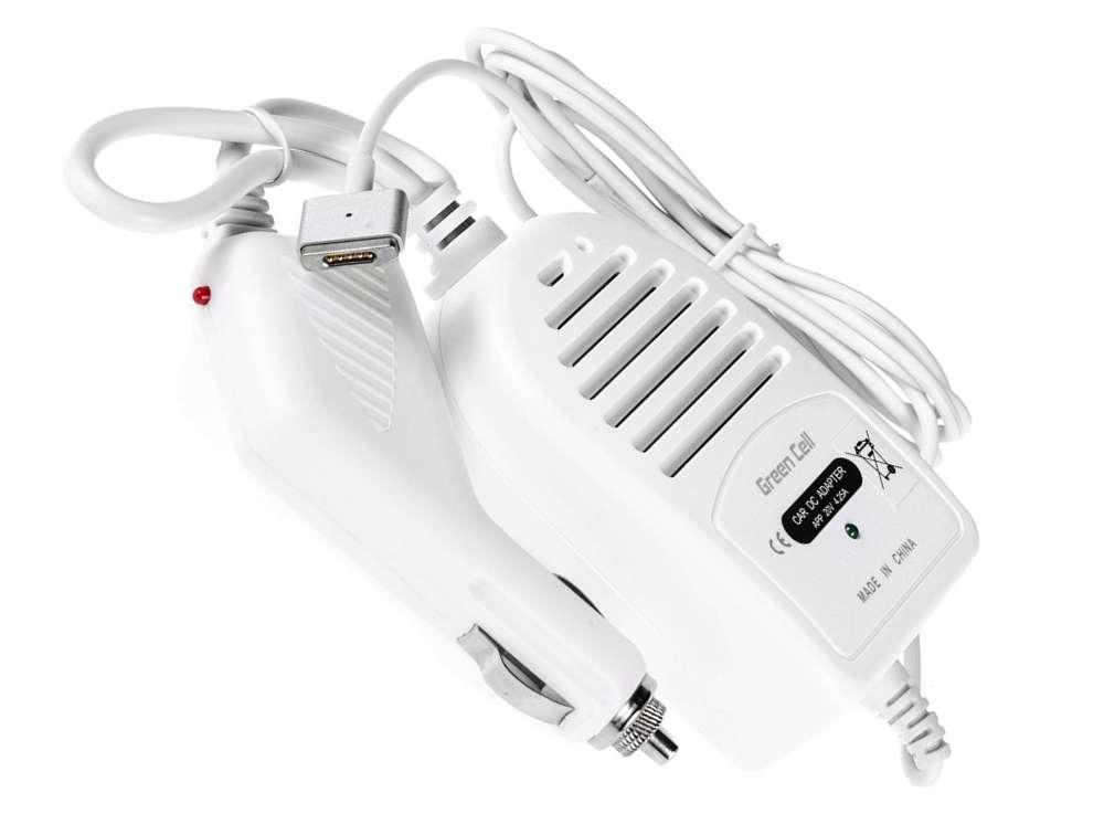 Incarcator auto Apple MacBook Pro MagSafe 2 85W imagine powerlaptop.ro 2021