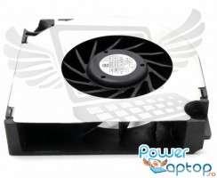Cooler laptop Toshiba  UDQFC55E1CT0. Ventilator procesor Toshiba  UDQFC55E1CT0. Sistem racire laptop Toshiba  UDQFC55E1CT0