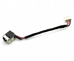 Mufa alimentare Lenovo IdeaPad Y450A cu fir . DC Jack Lenovo IdeaPad Y450A cu fir