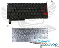 Tastatura Apple MacBook Pro 15 A1286 2010. Keyboard Apple MacBook Pro 15 A1286 2010. Tastaturi laptop Apple MacBook Pro 15 A1286 2010. Tastatura notebook Apple MacBook Pro 15 A1286 2010