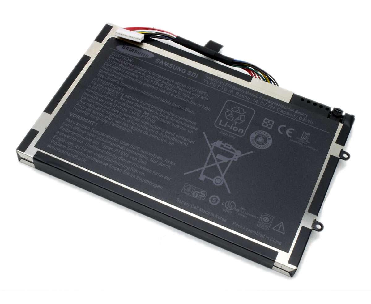 Baterie Alienware PT6V8 Originala imagine powerlaptop.ro 2021
