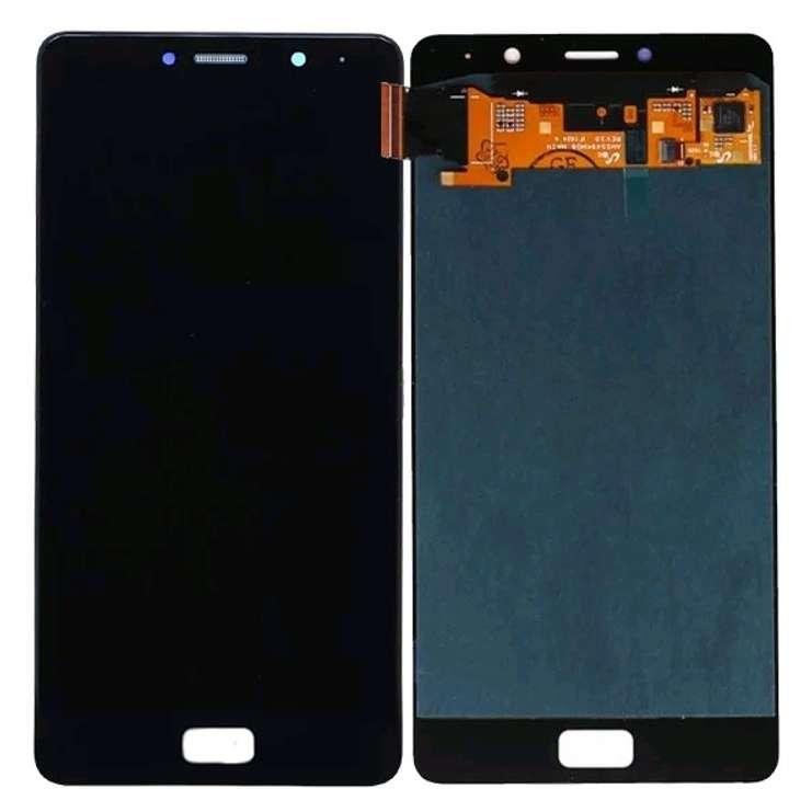 Display Lenovo Vibe P2 Black Negru imagine