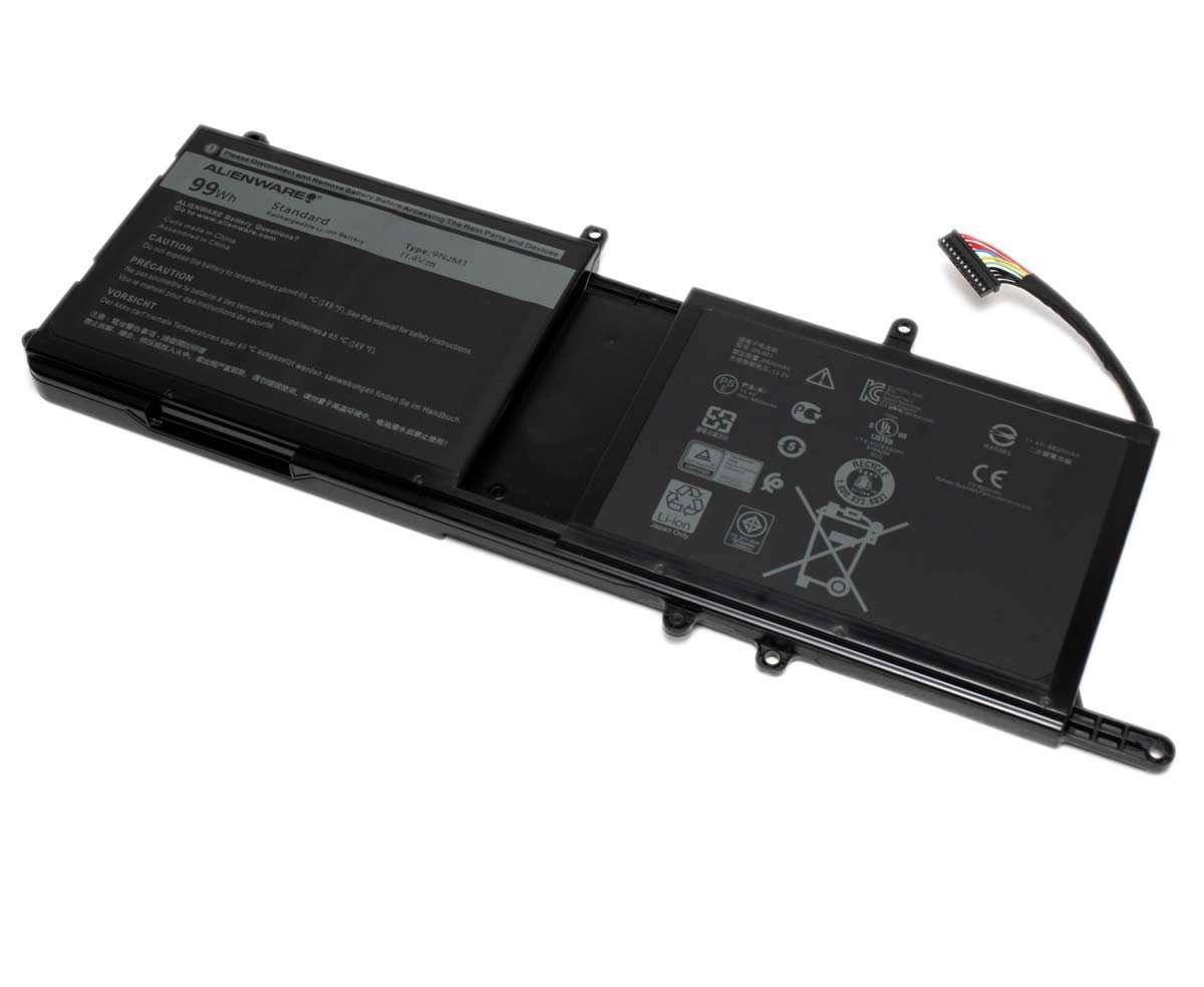 Baterie Alienware 15 R3 Originala 99Wh imagine powerlaptop.ro 2021