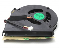 Cooler laptop Gateway  NV75S. Ventilator procesor Gateway  NV75S. Sistem racire laptop Gateway  NV75S