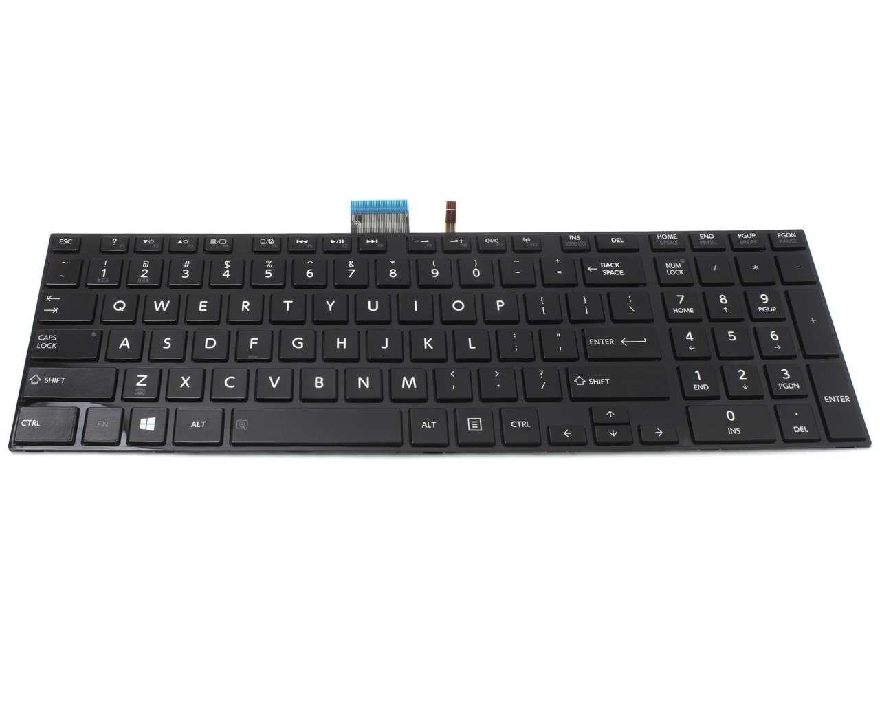 Tastatura Toshiba Satellite S70 B iluminata backlit imagine powerlaptop.ro 2021