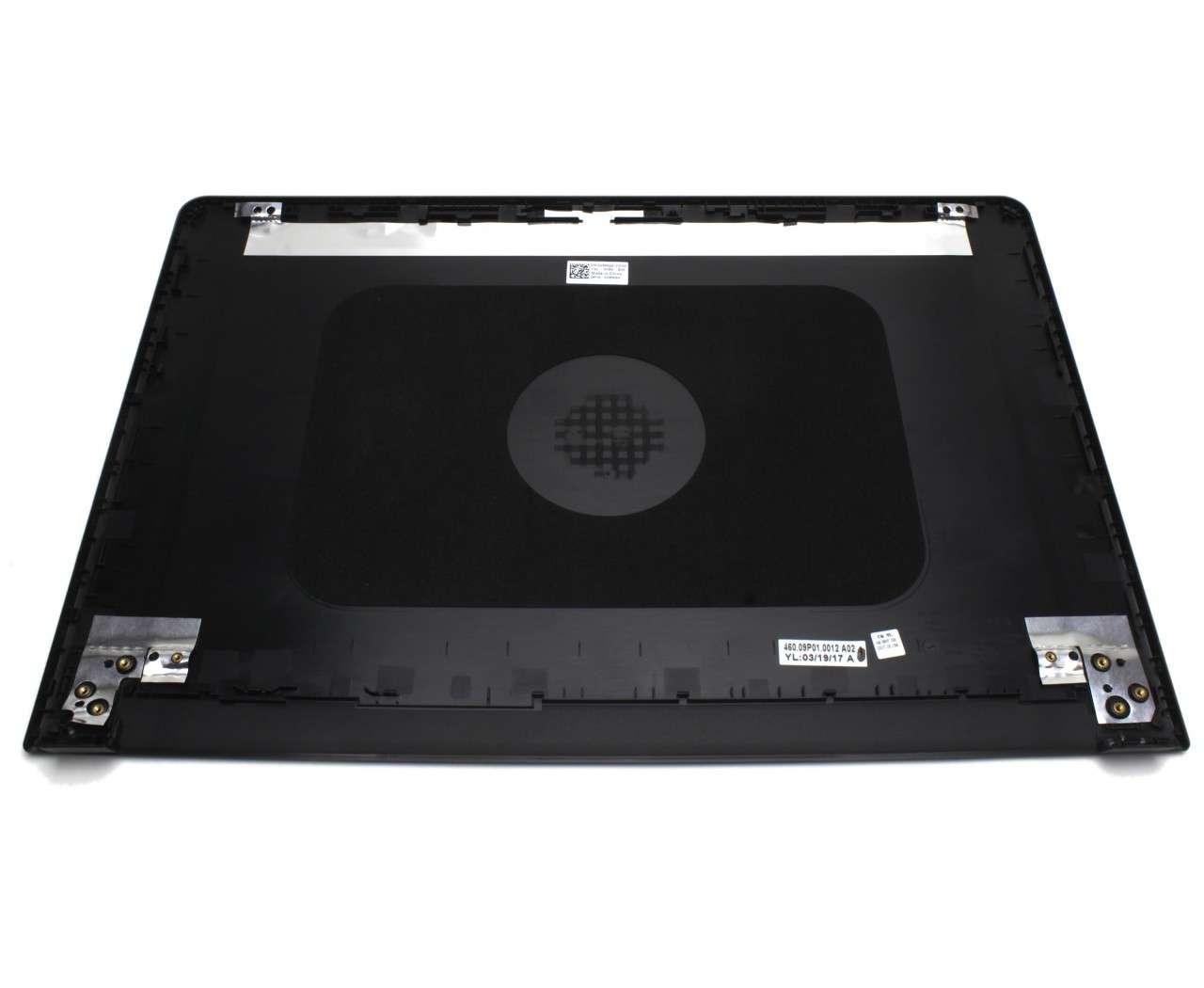 Capac Display BackCover Dell Vostro 15 3568 Carcasa Display Neagra imagine powerlaptop.ro 2021