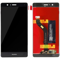 Ansamblu Display LCD + Touchscreen Huawei P9 Lite 2016 Black Negru . Ecran + Digitizer Huawei P9 Lite 2016 Black Negru