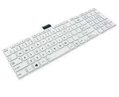 Tastatura Toshiba  9Z.N7USV.01D Alba. Keyboard Toshiba  9Z.N7USV.01D Alba. Tastaturi laptop Toshiba  9Z.N7USV.01D Alba. Tastatura notebook Toshiba  9Z.N7USV.01D Alba
