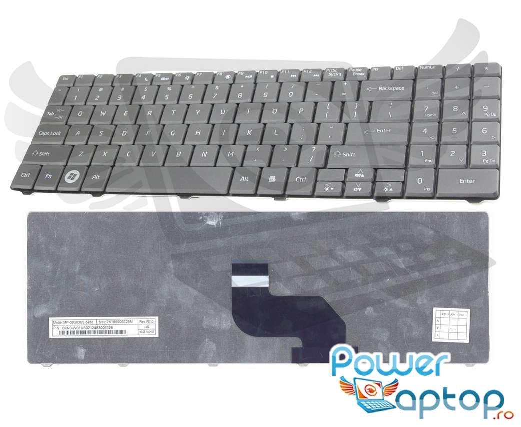 Tastatura Medion Akoya MD98740 imagine powerlaptop.ro 2021