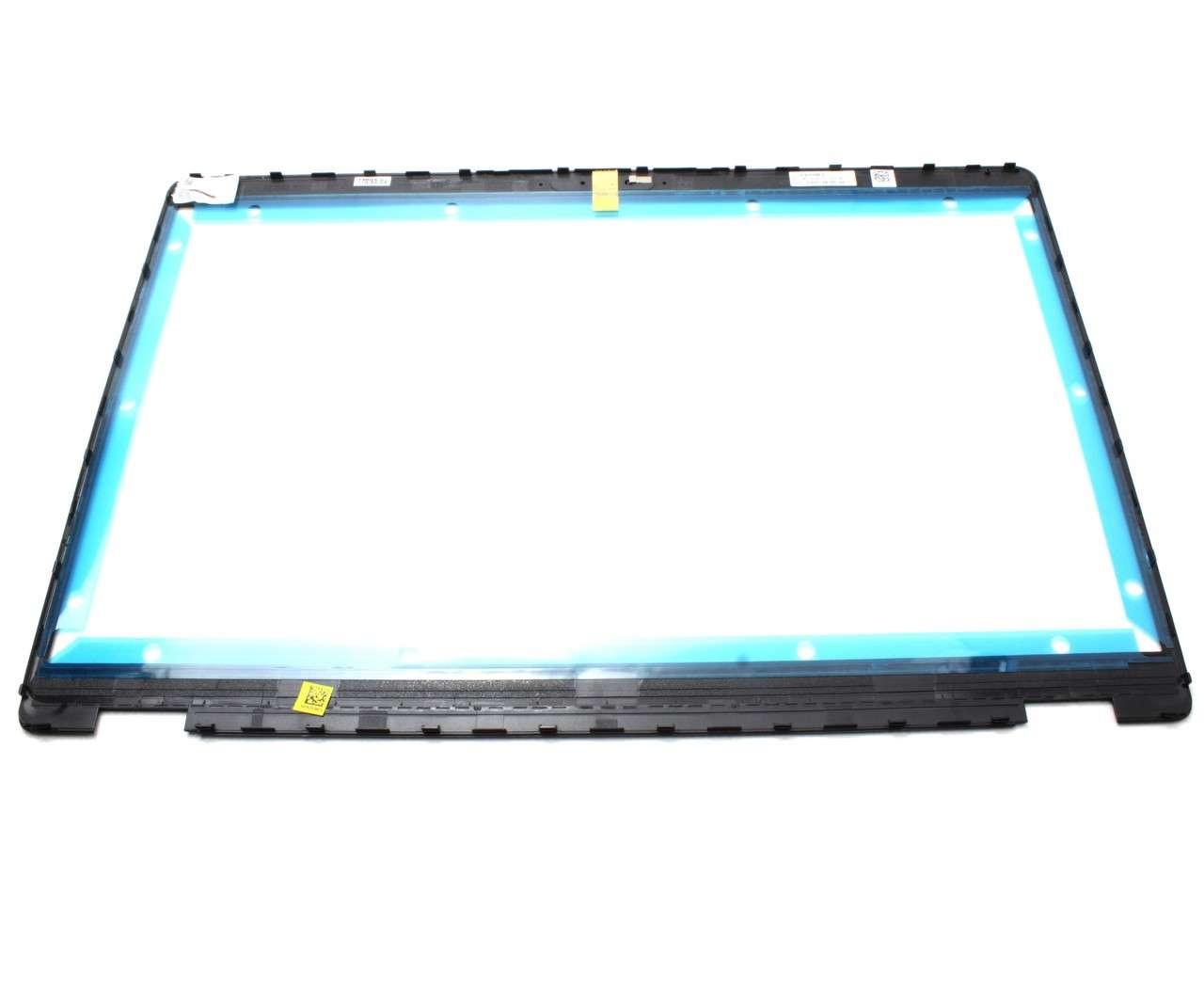 Rama Display Dell Latitude E5500 Bezel Front Cover Neagra imagine powerlaptop.ro 2021