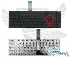 Tastatura Asus  F550C. Keyboard Asus  F550C. Tastaturi laptop Asus  F550C. Tastatura notebook Asus  F550C