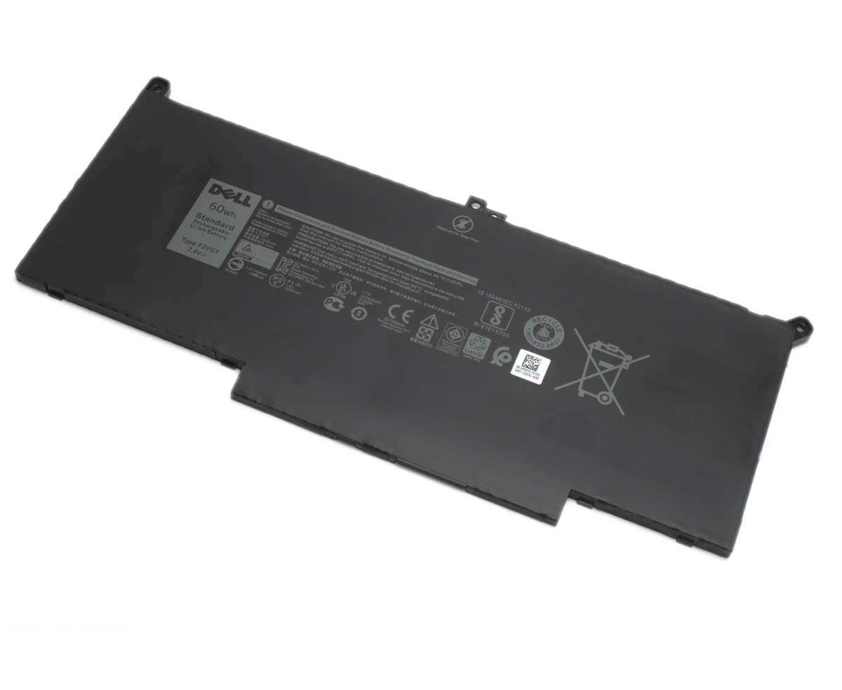 Baterie Dell Latitude 7280 Originala 60Wh imagine powerlaptop.ro 2021