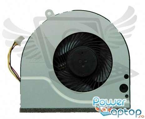 Cooler laptop Acer Aspire E1 572. Ventilator procesor Acer Aspire E1 572. Sistem racire laptop Acer Aspire E1 572