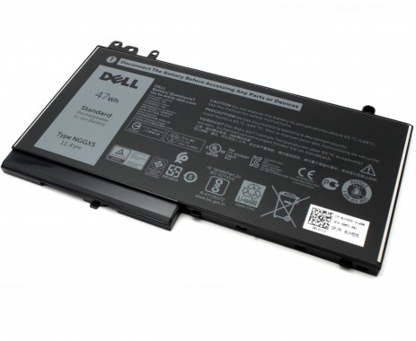 Baterie Dell Latitude E5450 Originala 47Wh. Acumulator Dell Latitude E5450. Baterie laptop Dell Latitude E5450. Acumulator laptop Dell Latitude E5450. Baterie notebook Dell Latitude E5450
