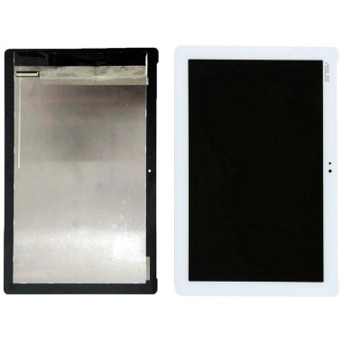 Ansamblu Display LCD  + Touchscreen Asus Zenpad 10 ZD300CG Alb. Modul Ecran + Digitizer Asus Zenpad 10 ZD300CG Alb
