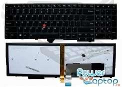 Tastatura Lenovo Thinkpad W541 iluminata backlit. Keyboard Lenovo Thinkpad W541 iluminata backlit. Tastaturi laptop Lenovo Thinkpad W541 iluminata backlit. Tastatura notebook Lenovo Thinkpad W541 iluminata backlit