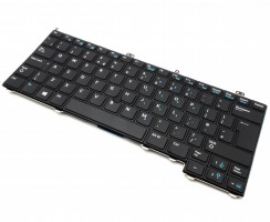 Tastatura Dell PK130VN2B12 Neagra iluminata backlit. Keyboard Dell PK130VN2B12 Neagra. Tastaturi laptop Dell PK130VN2B12 Neagra. Tastatura notebook Dell PK130VN2B12 Neagra