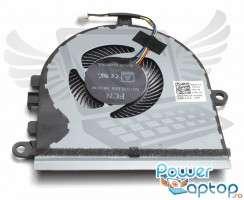 Cooler laptop Dell  DC28000K7F0. Ventilator procesor Dell  DC28000K7F0. Sistem racire laptop Dell  DC28000K7F0
