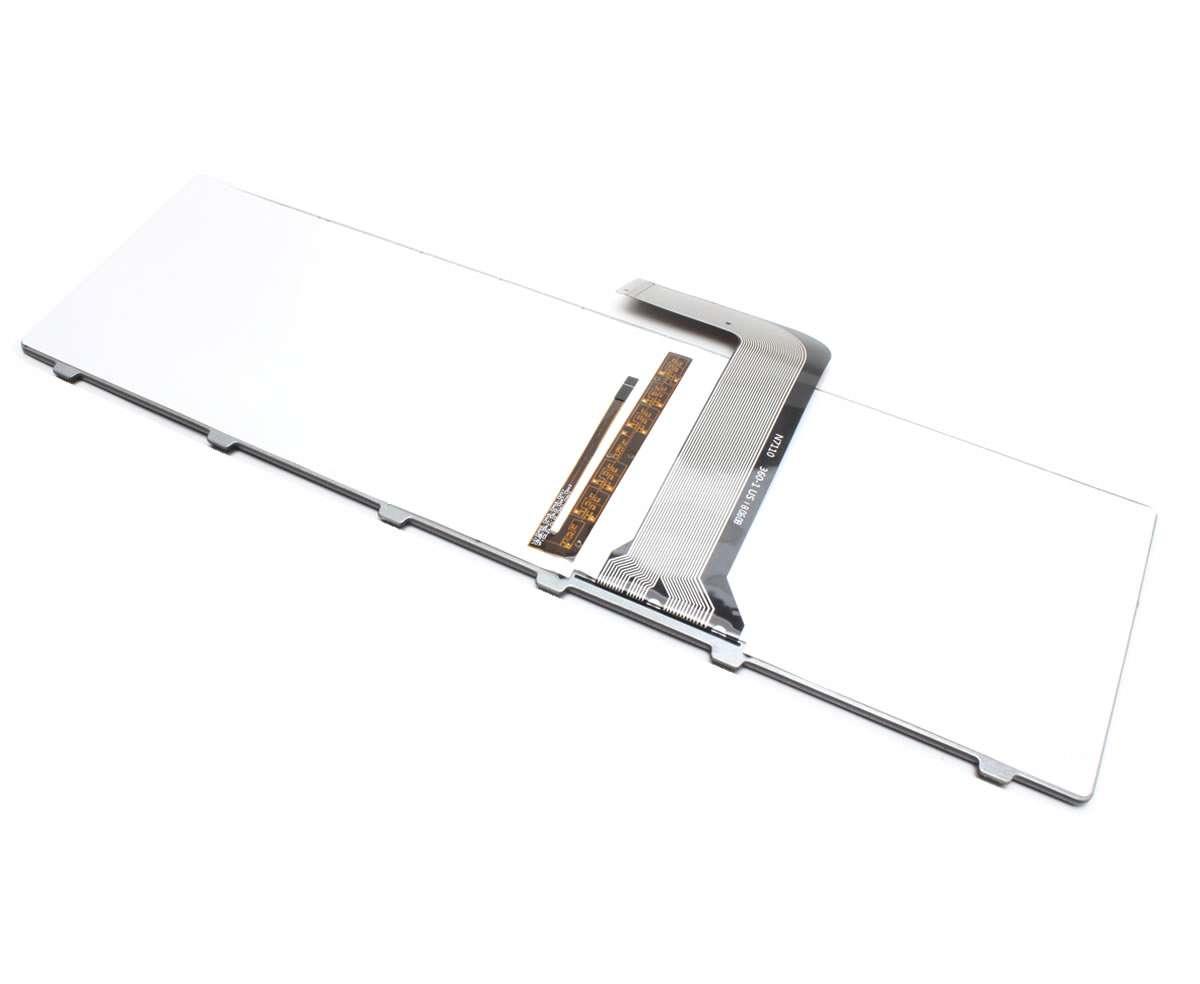 Tastatura Dell Inspiron P14E001 iluminata backlit imagine powerlaptop.ro 2021