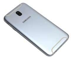 Capac Baterie Samsung Galaxy J7 2017 J730FD Albastru Blue. Capac Spate Samsung Galaxy J7 2017 J730FD Albastru Blue
