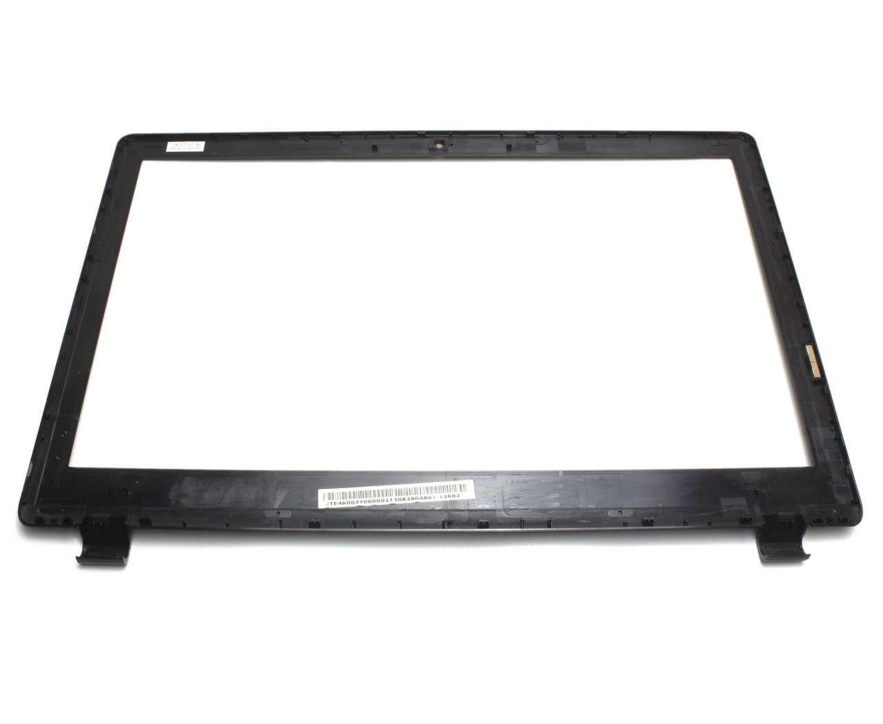 Rama Display Acer Aspire ES1 512 Bezel Front Cover Neagra imagine
