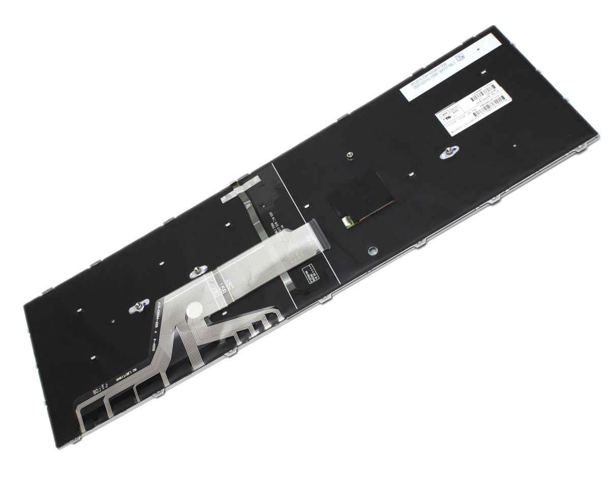 Tastatura HP ProBook 455 G5 Argintie iluminata backlit si Trackpoint imagine powerlaptop.ro 2021
