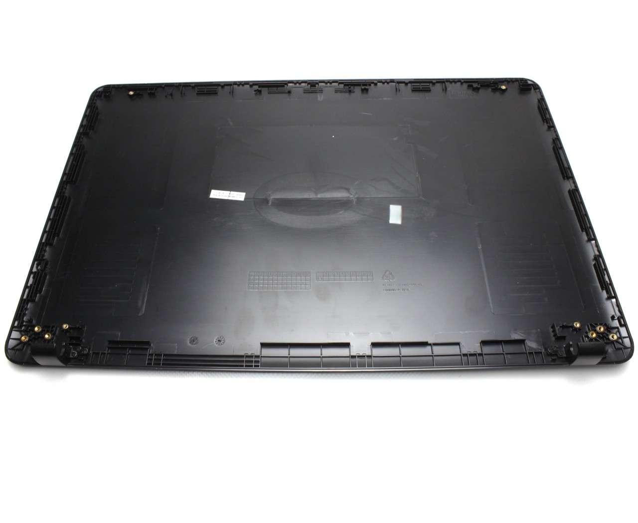 Capac Display BackCover Asus 90NB0B31 R7A010 Carcasa Display Neagra imagine