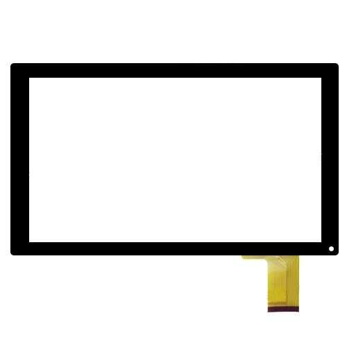 Touchscreen Digitizer Intenso Tab 1024 Tablet PC Geam Sticla Tableta imagine