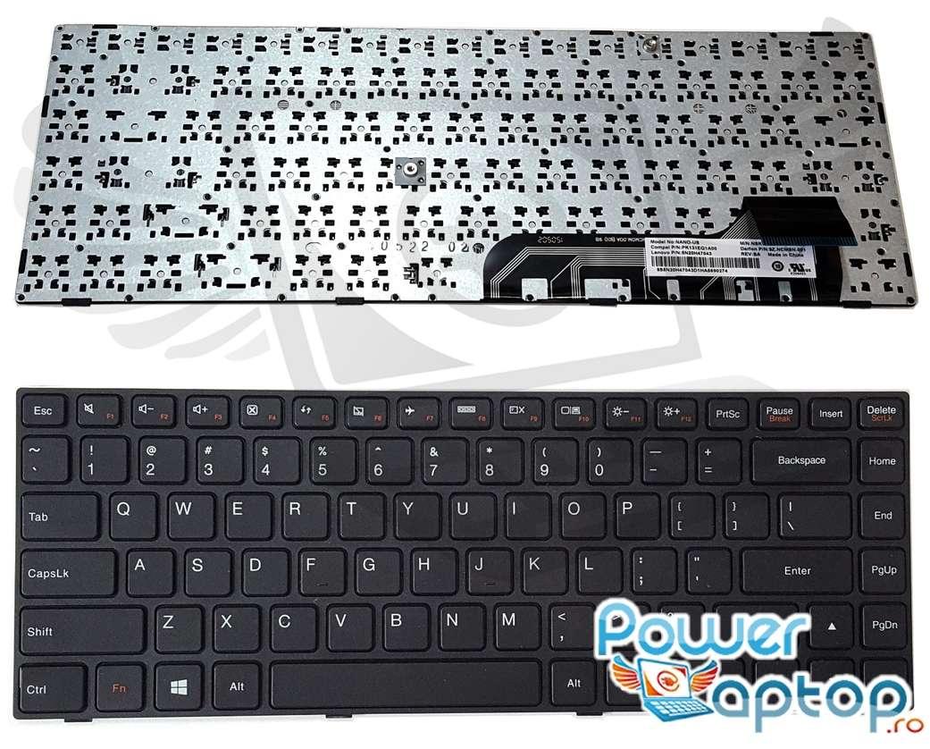 Tastatura Lenovo LCM15B63US 686 imagine powerlaptop.ro 2021