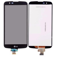 Ansamblu Display LCD  + Touchscreen LG K10 2016 K420N. Modul Ecran + Digitizer LG K10 2016 K420N
