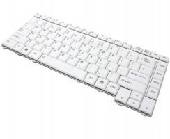 Tastatura Toshiba Satellite A200 Alba. Keyboard Toshiba Satellite A200 Alba. Tastaturi laptop Toshiba Satellite A200 Alba. Tastatura notebook Toshiba Satellite A200 Alba