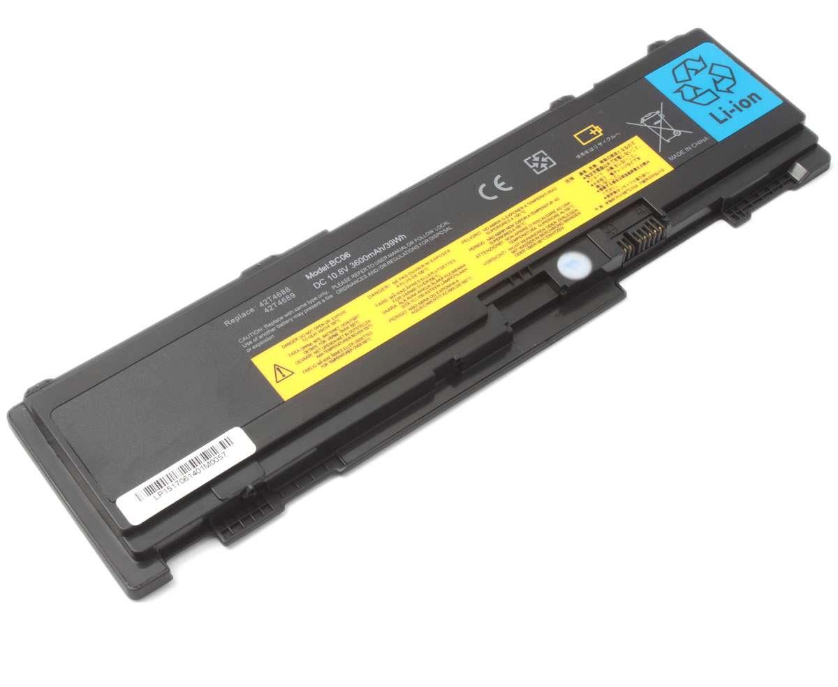 Baterie Lenovo 42T4688 imagine powerlaptop.ro 2021
