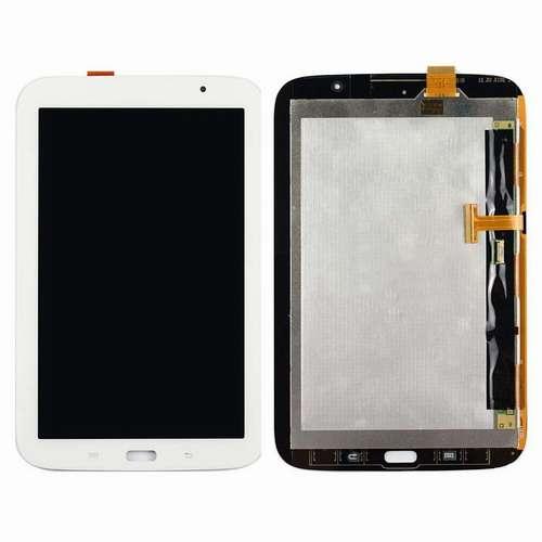 Ansamblu LCD Display Touchscreen Samsung N5110 Galaxy Note 8.0 WiFi Alb imagine powerlaptop.ro 2021
