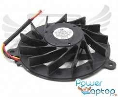 Cooler laptop Asus  W3 Mufa 3 pini. Ventilator procesor Asus  W3. Sistem racire laptop Asus  W3