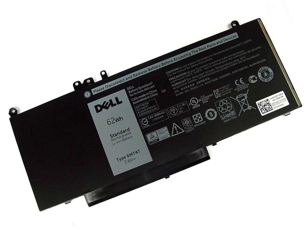 Baterie Dell TXF9M Originala 62Wh imagine powerlaptop.ro 2021