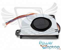 Cooler laptop Toshiba Portege Z835. Ventilator procesor Toshiba Portege Z835. Sistem racire laptop Toshiba Portege Z835