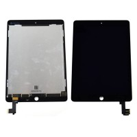 Ansamblu Display LCD  + Touchscreen Apple iPad Air 2 A1566 OEM Negru. Modul Ecran + Digitizer Apple iPad Air 2 A1566 OEM Negru