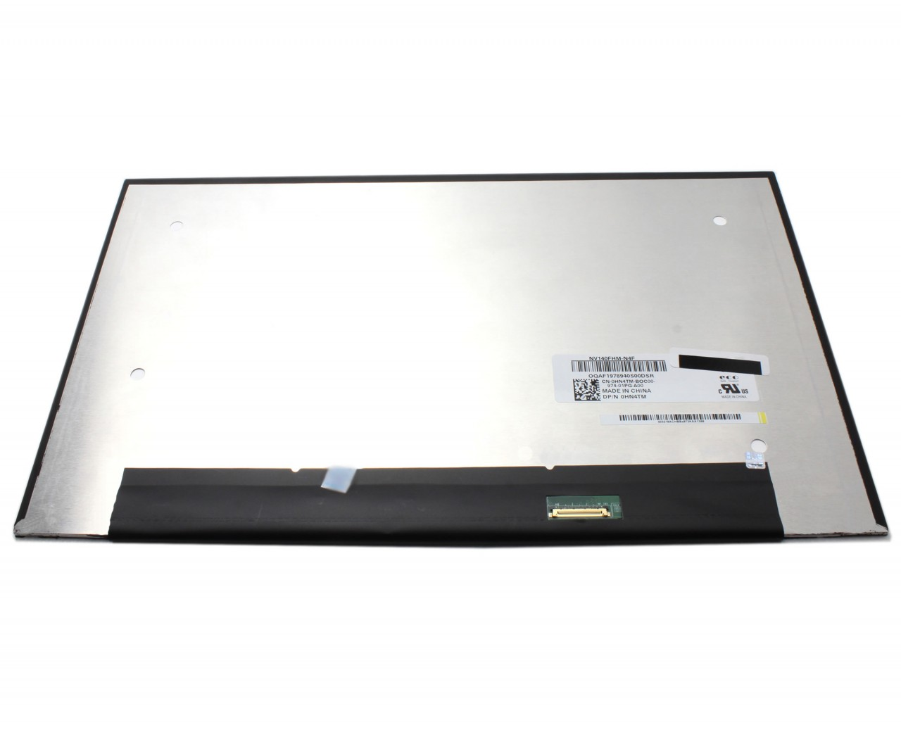 Display laptop Dell 0HN4TM Ecran 14.0 1920x1080 30 pinni eDP imagine powerlaptop.ro 2021