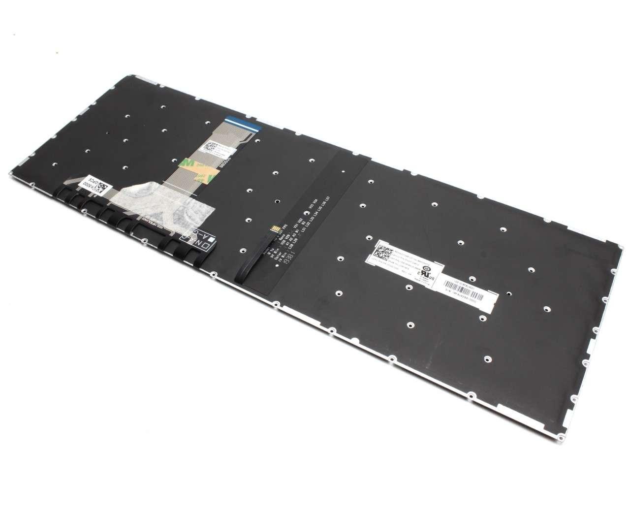 Tastatura Lenovo PC5YB iluminata backlit imagine
