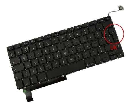 Tastatura Apple MacBook Pro 15 MD318LL/A. Keyboard Apple MacBook Pro 15 MD318LL/A. Tastaturi laptop Apple MacBook Pro 15 MD318LL/A. Tastatura notebook Apple MacBook Pro 15 MD318LL/A